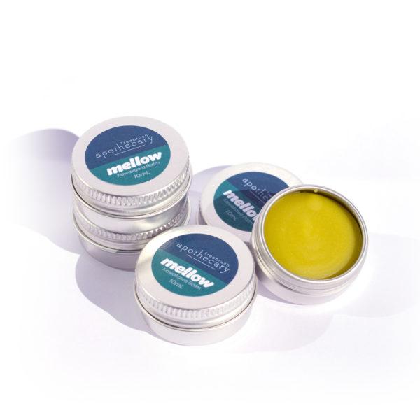 Mellow Kawakawa Balm, 10mL Mini tin